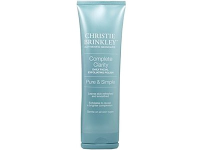 Christie Brinkley Complete Clarity Daily Exfoliating Polish Image 1