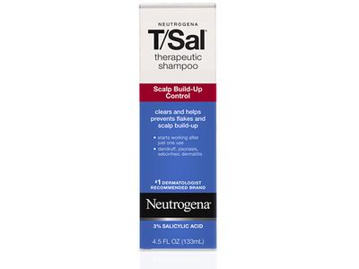 Neutrogena T/Sal Therapeutic Shampoo, 4.5 fl oz