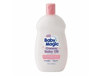 Baby Magic Creamy Baby Oil - Sweet Baby Rose, Naterra International, Inc. - Image 2