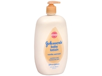 Johnson's Baby Lotion, Vanilla Oatmeal, 27 oz - Image 6