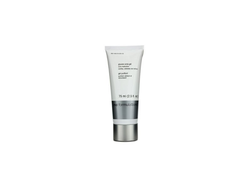 MD Formulations Glycare Acne Gel 2.5 oz.
