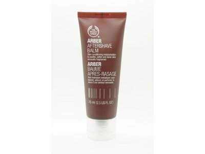 The Body Shop Arber Aftershave Balm, for Men, 75 ml