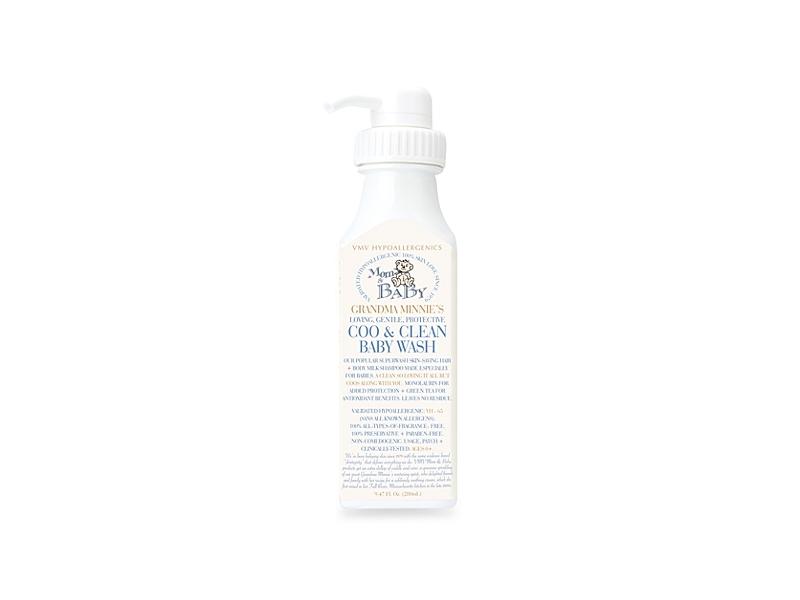 VMV Hypoallergenics Grandma Minnie's Coo & Clean Baby Wash