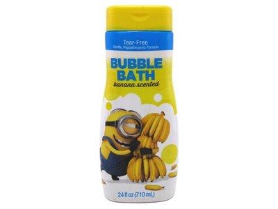 Minions Bubble Bath Banana Scented 24oz