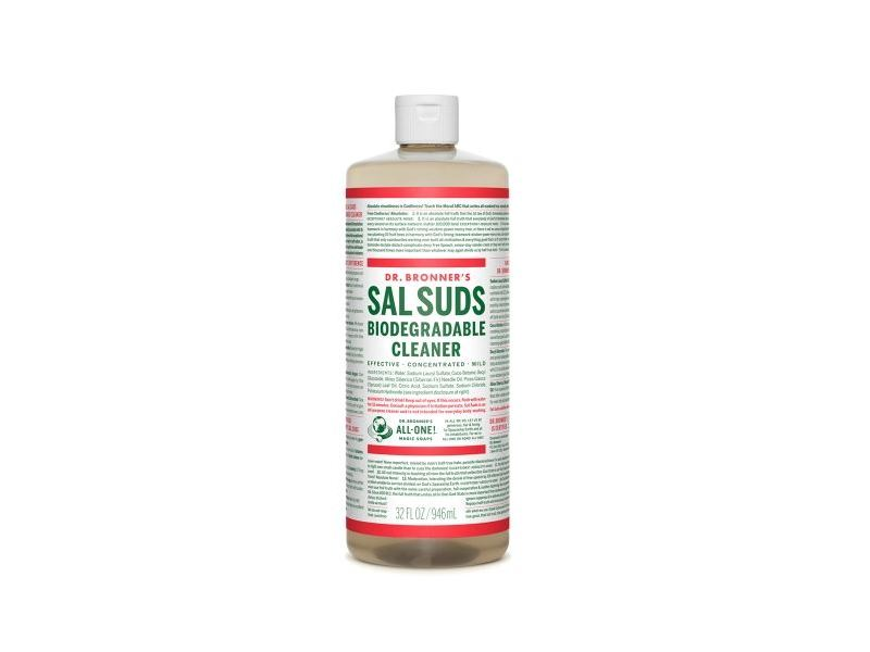 Dr. Bronner's Sal Suds Biodegradable Cleaner, 32 fl oz