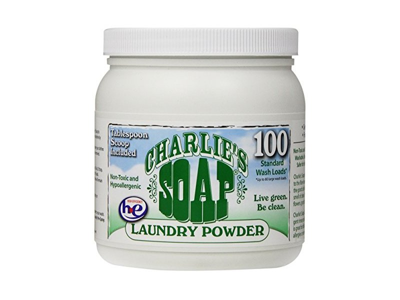 Charlie S Soap Laundry Powder 2 64 Pound Ingredients And