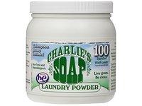 Charlie's Soap Laundry Powder, 2.64 Pound - Image 2