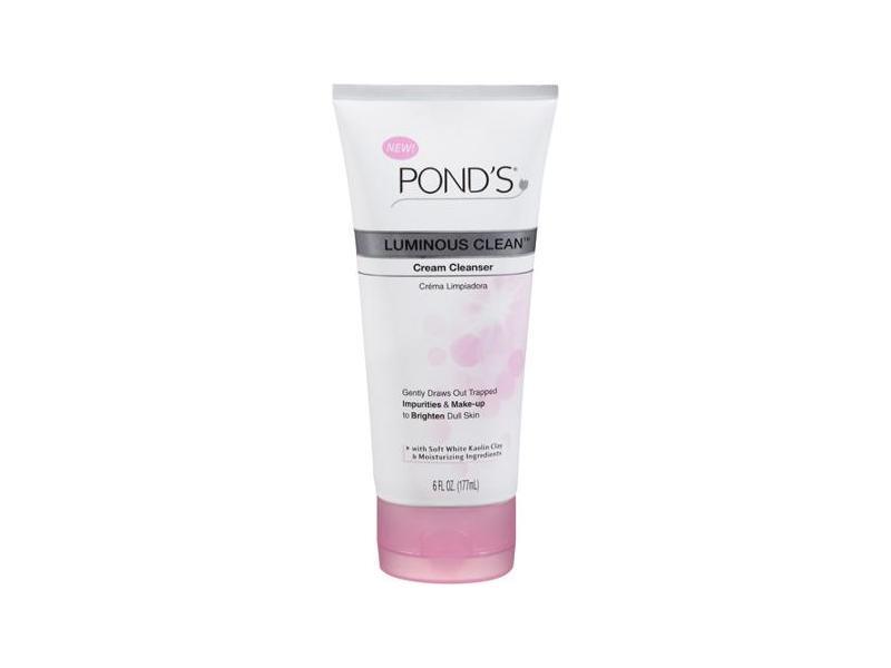 Pond's Luminous Clean Cream Cleanser, Unilever
