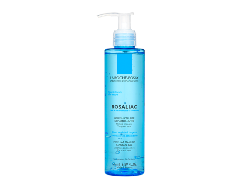 La Roche-Posay Rosaliac Micellar Make-up Remover Gel, 195 mL