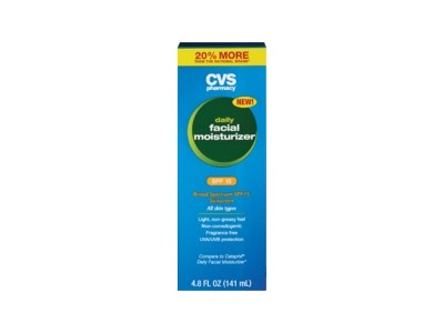 CVS Daily Facial Moisturizer SPF 15