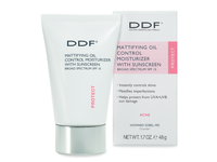 DDF Mattifying Oil Control Moisturizer with Sunscreen Broad Spectrum SPF 15 - Image 2
