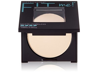 Maybelline New York Fit Me Matte+Poreless Powder, Translucent, 0.29 Ounce