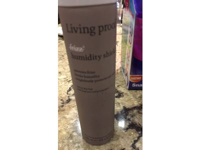 Living Proof No Frizz Humidity Shield for Unisex, 5.5 oz - Image 3