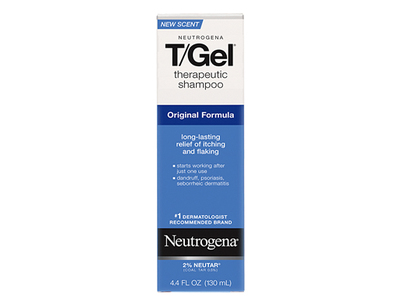 Neutrogena T/gel Therapeutic Shampoo - Original Formula, Johnson & Johnson - Image 1