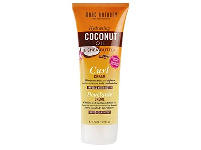 Marc Anthony Hydrating Coconut Oil & Shea Butter Curl Cream, 5.9oz