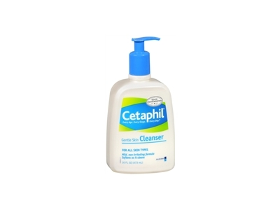 Cetaphil Gentle Skin Cleanser, 16 fl oz - Image 1