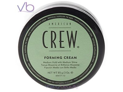 American Crew Forming Cream, 3 oz (Pack of 4)