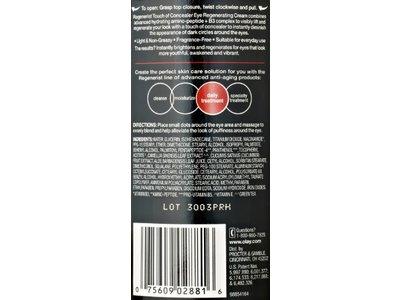 Olay Regenerist Eye Regenerating Cream Plus Touch Of Concealer 0.5 fl oz - Image 3