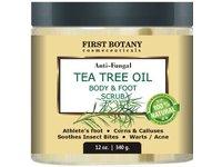 First Botany Anti-Fungal Tea Tree Oil Body & Foot Scrub - Image 2