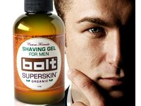 Bolt Sensitive Skin Shaving Gel - Image 8