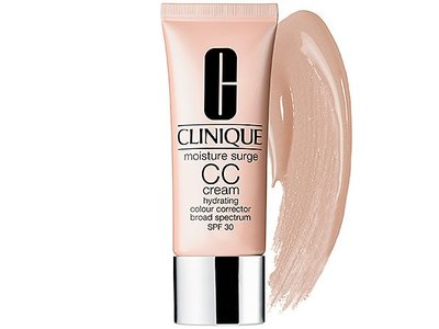 Clinique Moisture Surge All Skin Types CC SPF 30 Hydrating Colour Corrector Cream, Medium, 1.4 Ounce