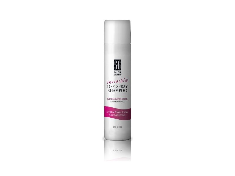 Salon Grafix Invisible Dry Shampoo