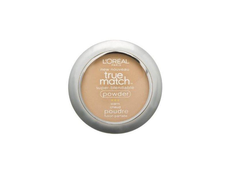 L'Oreal Paris True Match Super-Blendable Powder, Nude Beige (2-Pack)