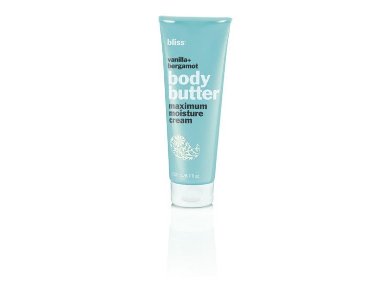 Bliss Vanilla + Bergamot Body Butter, 6.7 oz