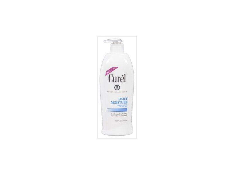 Curel Daily Moisture Original for Dry Skin Lotion 16.25 oz (Pack of 6)