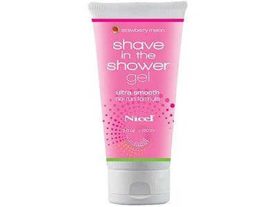 Nicel Shave In The Shower Gel, Strawberry Melon, 5 oz - Image 1