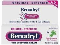 Benadryl Itch Stopping Cream, Original Strength, 1 oz - Image 2
