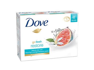 Dove Go Fresh Beauty Bar, Rebalance
