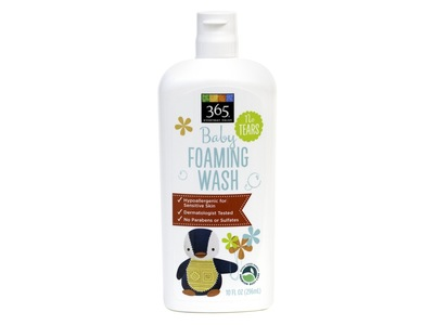 365 Everyday Value Baby Foaming Wash, 10 fl oz