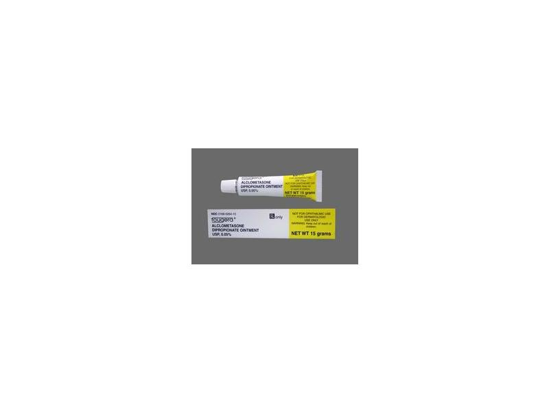 Alclometasone Dipropionate Ointment 0.05% (RX) 15 Grams, Fougera