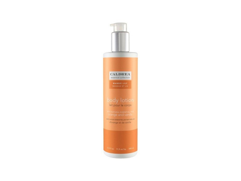 Caldrea Essentials Collection Mango Lily Body Lotion - 11.5 oz