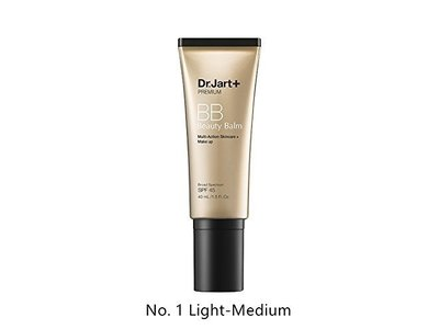 Dr. Jart+ Premium Beauty Balm SPF 45, No. 1 Light - Medium
