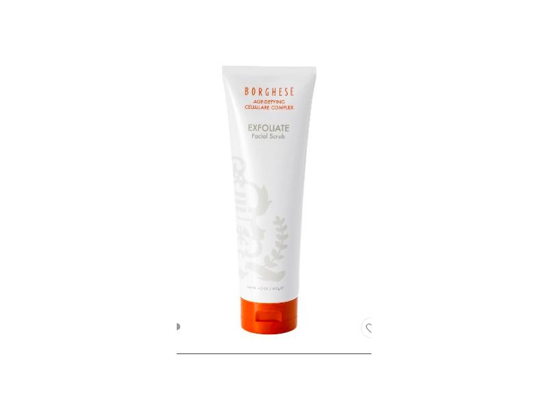 Borghese Age-Defying Cellulare Complex Exfoliate Facial Scrub, 4.2 oz