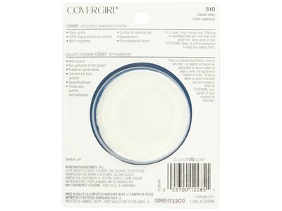 CoverGirl Clean Oil Control Pressed Powder - All Shades, Procter & Gamble - Image 4