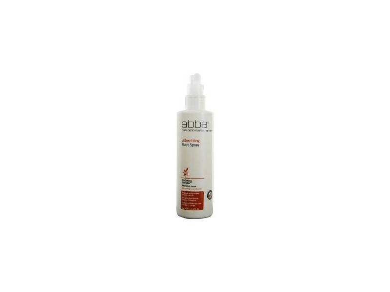 Abba Pure Performance Hair Care Pure Volumizing Root Spray,