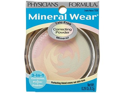 Physicians Formula Mineral Wear Talc-Free Mineral Correcting Powder - Image 3