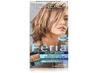 L'Oreal Feria, B61Downtown Brown - Image 2