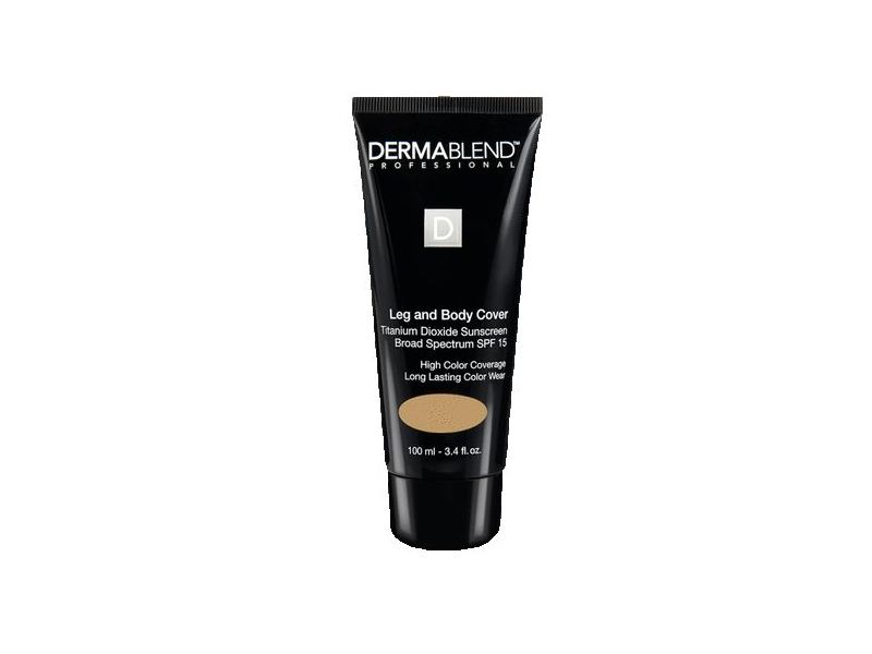 Dermablend Leg and Body Cover, SPF 15, Bronze, 3.4 fl oz