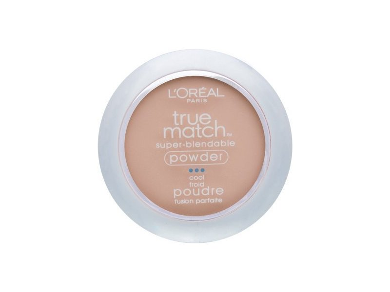L'Oreal Paris True Match Super-Blendable Powder, Natural Ivory, 0.33 Ounce