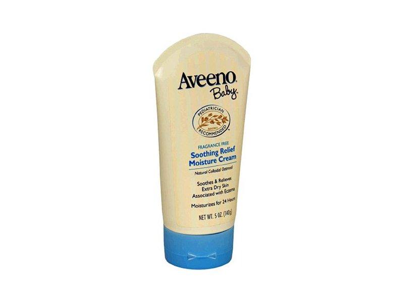 Aveeno Baby Soothing Relief Moisture Cream, 5 oz