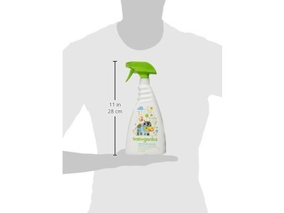 Babyganics Stain and Odor Remover, Fragrance Free - Image 5