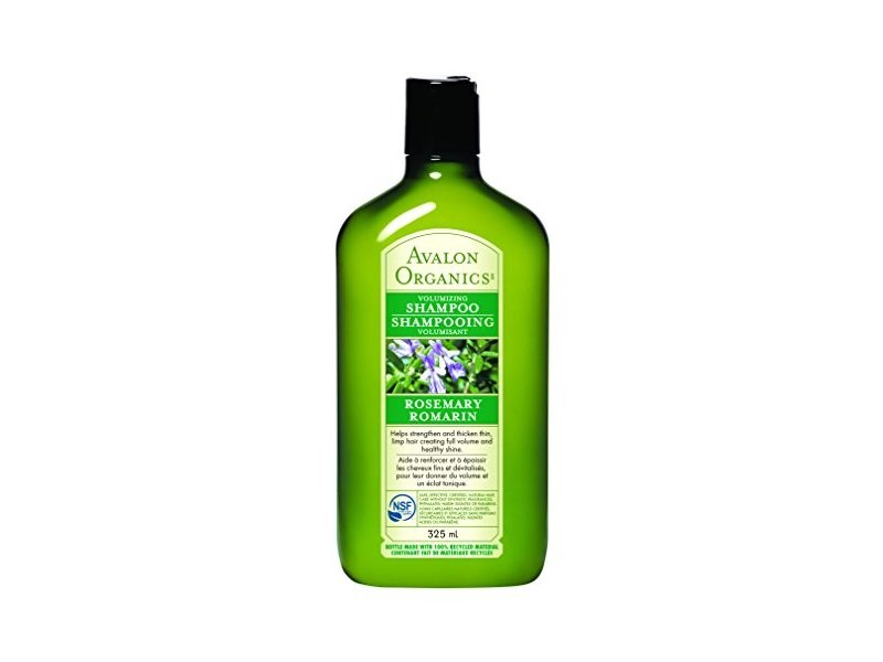 Avalon Organics Volumizing Shampoo, Rosemary, 11 oz