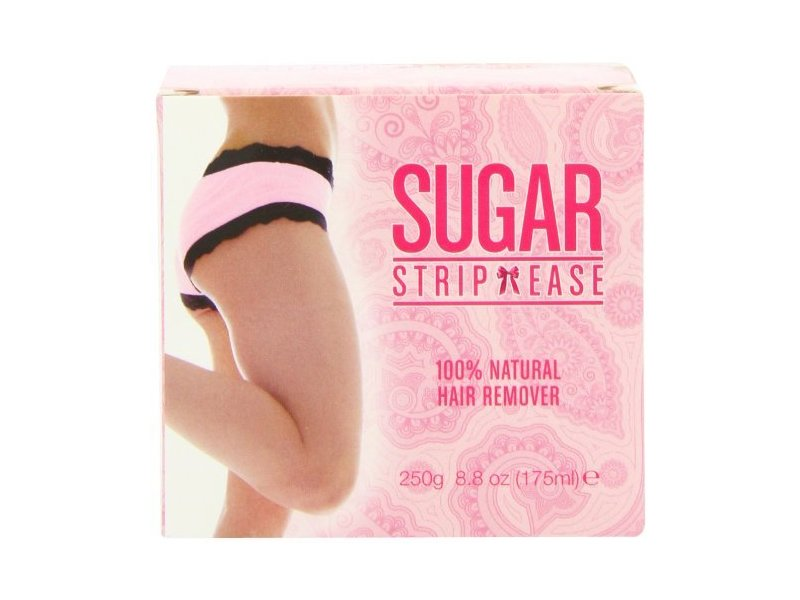 Sugar Strip Ease 100% Natural Hair Remover, 8.8 oz