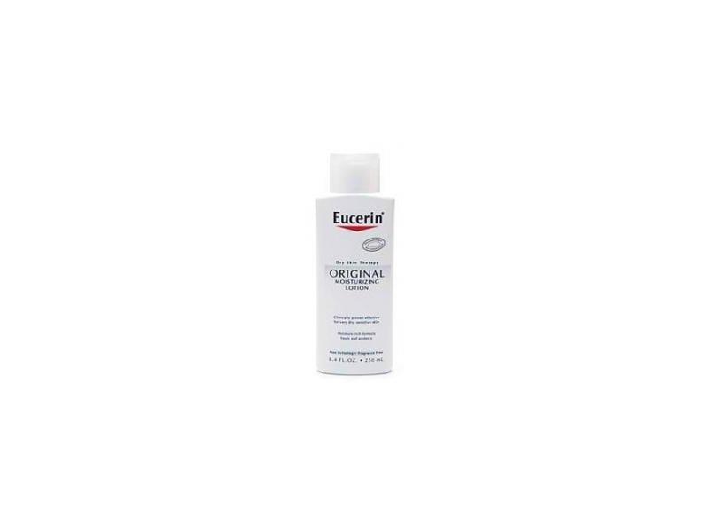 Eucerin Original Healing Rich Lotion, 8.4 oz