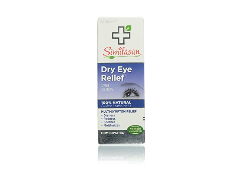 Similasan Dry Eye Relief Eye Drops, .33 Ounce