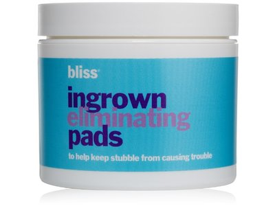 bliss Ingrown Eliminating Pads, 50 Count - Image 1
